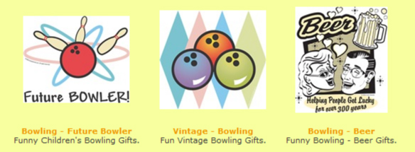 Bowling Gifts